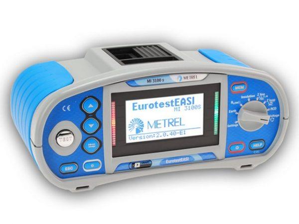 MI 3100 S EUROTEST EASI