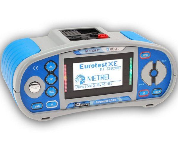 MI 3102H BT EUROTEST XE 2.5 KV