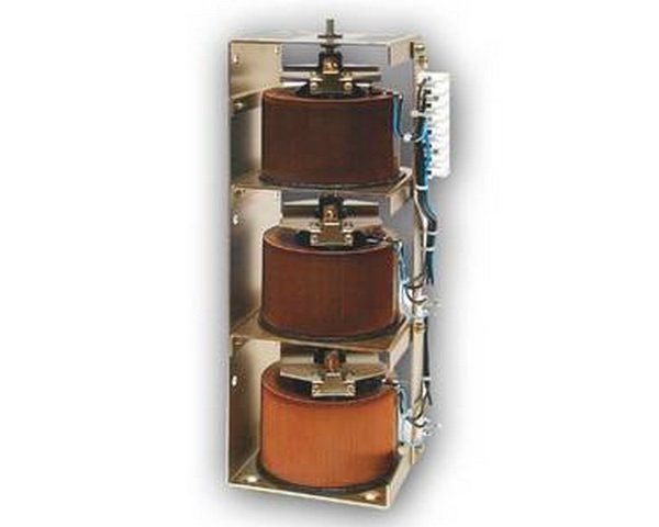 THREE PHASE TYPE - VARIABLE TRANSFORMERS