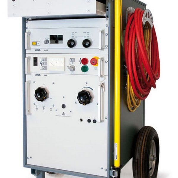 Syscompact 2000 portable cable fault location system