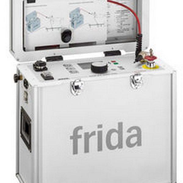 Frida VLF tester and diagnostics devices