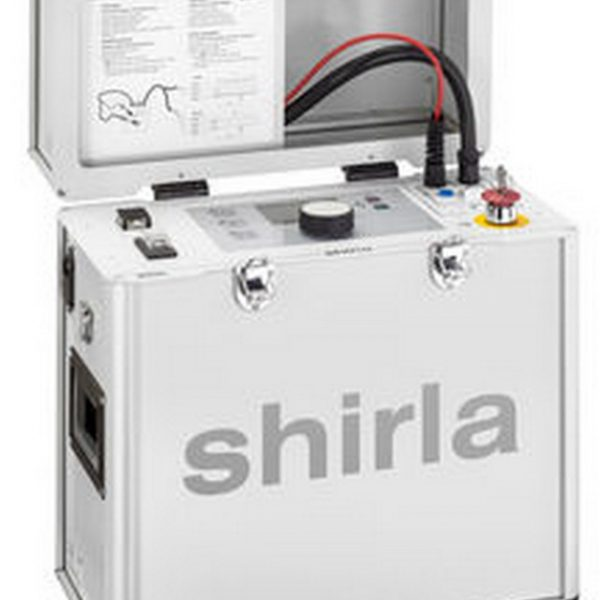 BAUR Shirla sheath test and fault location device