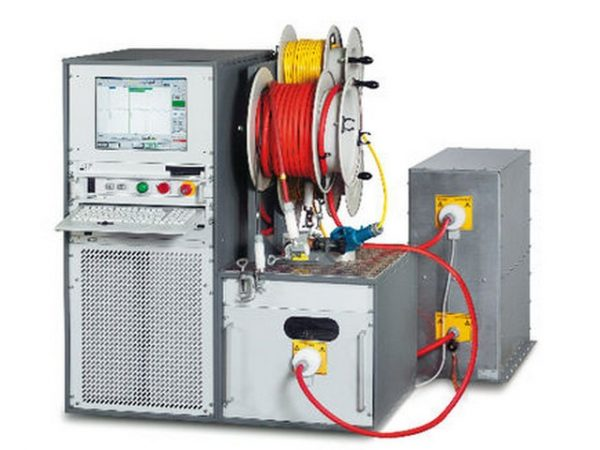 PHG 70 TD PD / PHG 80 TD PD VLF test and diagnostics system