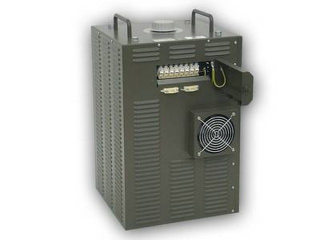 DESK TOP IN-HOUSING TYPE - VARIABLE TRANSFORMERS