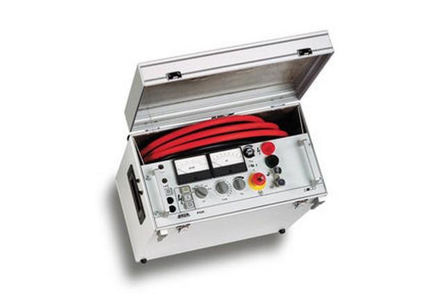 PGK 50 E / PGK 80 E DC HV tester