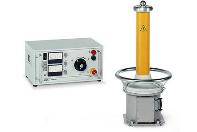 PGK 70/2,5 HB AC/DC HV test set