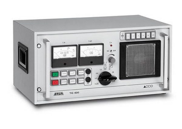Audio frequency transmitter TG 600